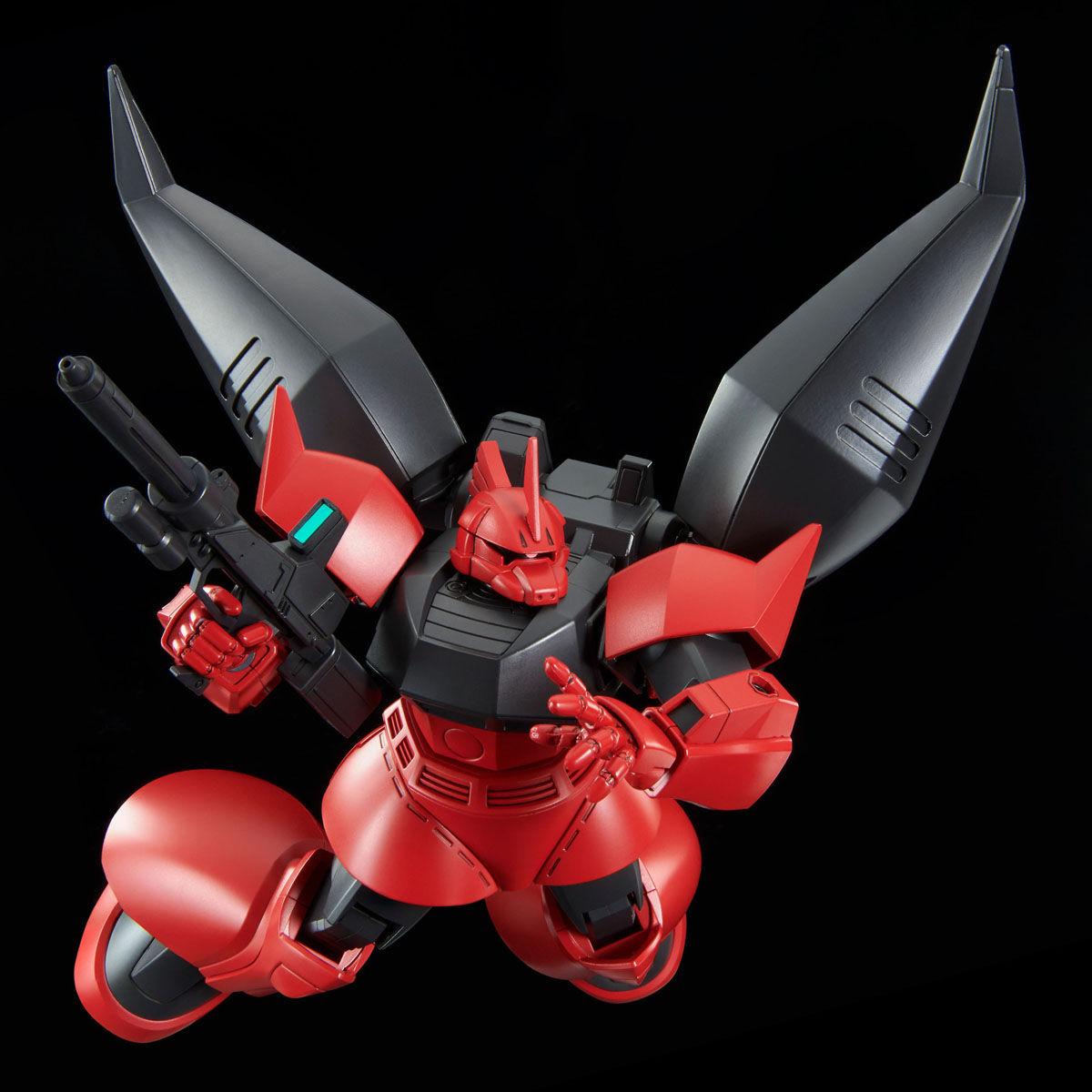 【限定販売】HG 1/144『ゲルググ ウェルテクス』ガンダム MSV-R プラモデル-006