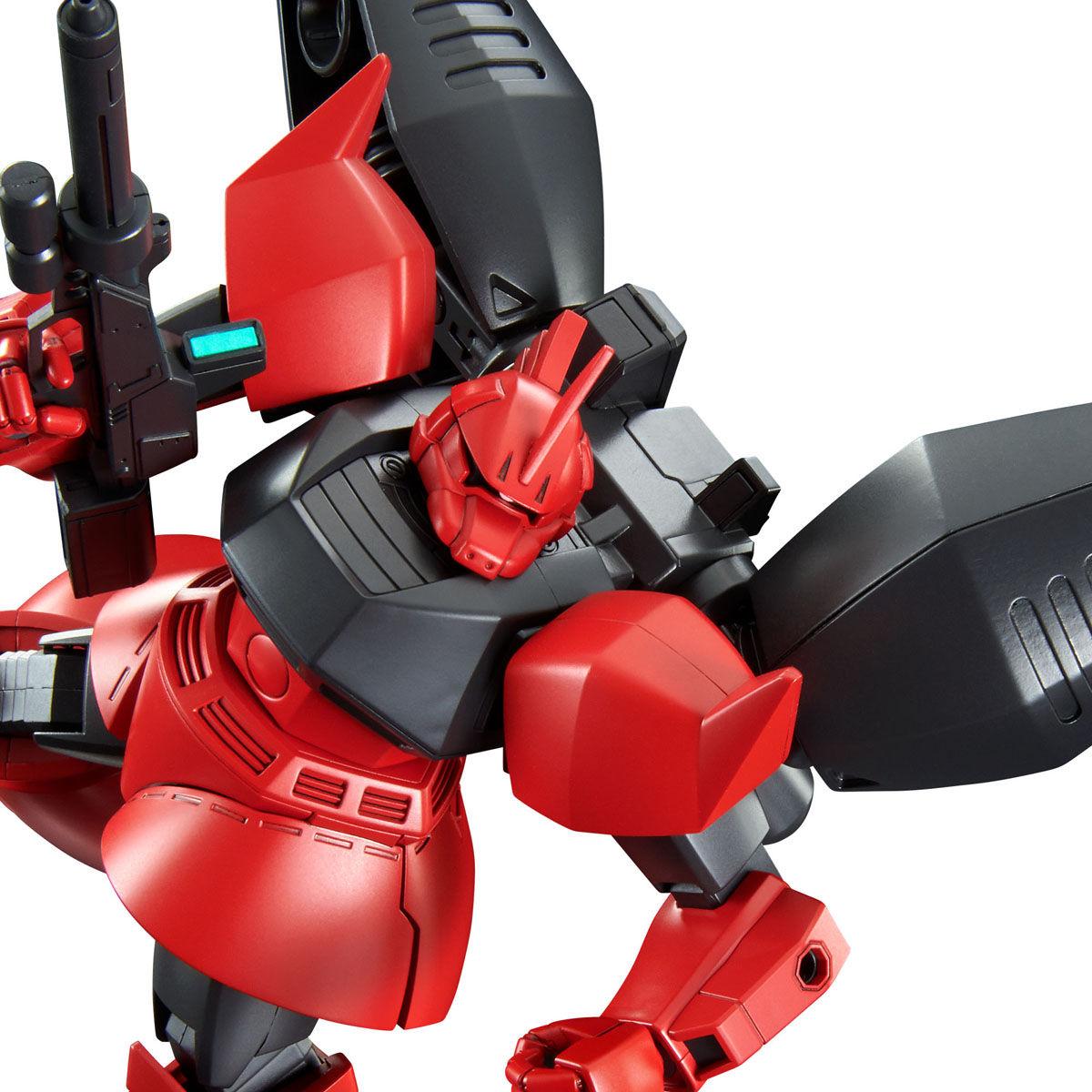 【限定販売】HG 1/144『ゲルググ ウェルテクス』ガンダム MSV-R プラモデル-010