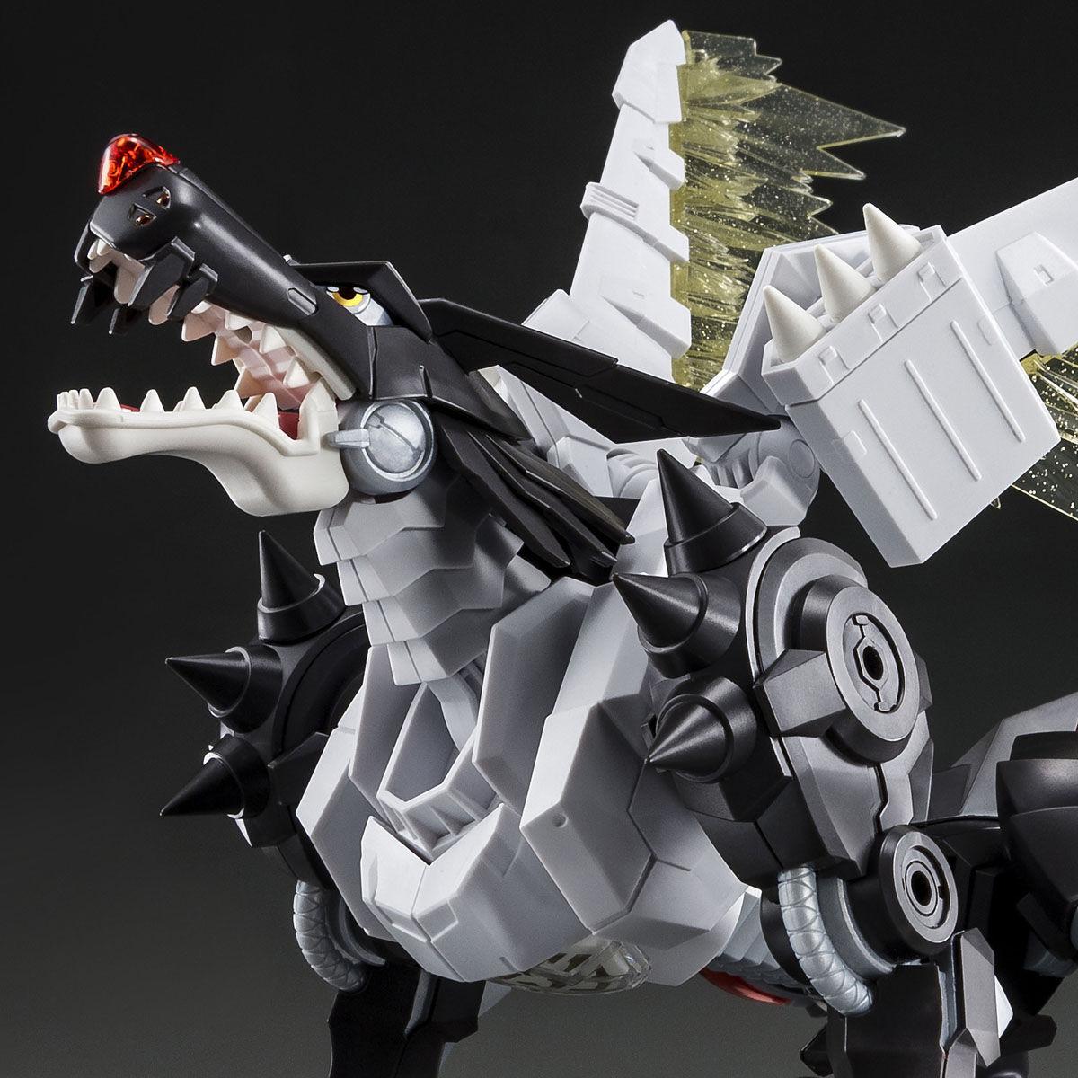 【限定販売】Figure-rise Standard Amplified『メタルガルルモン(ブラックVer.)』プラモデル-001