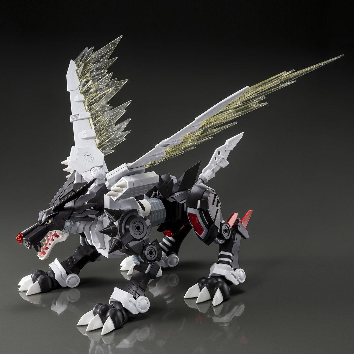 【限定販売】Figure-rise Standard Amplified『メタルガルルモン(ブラックVer.)』プラモデル-002