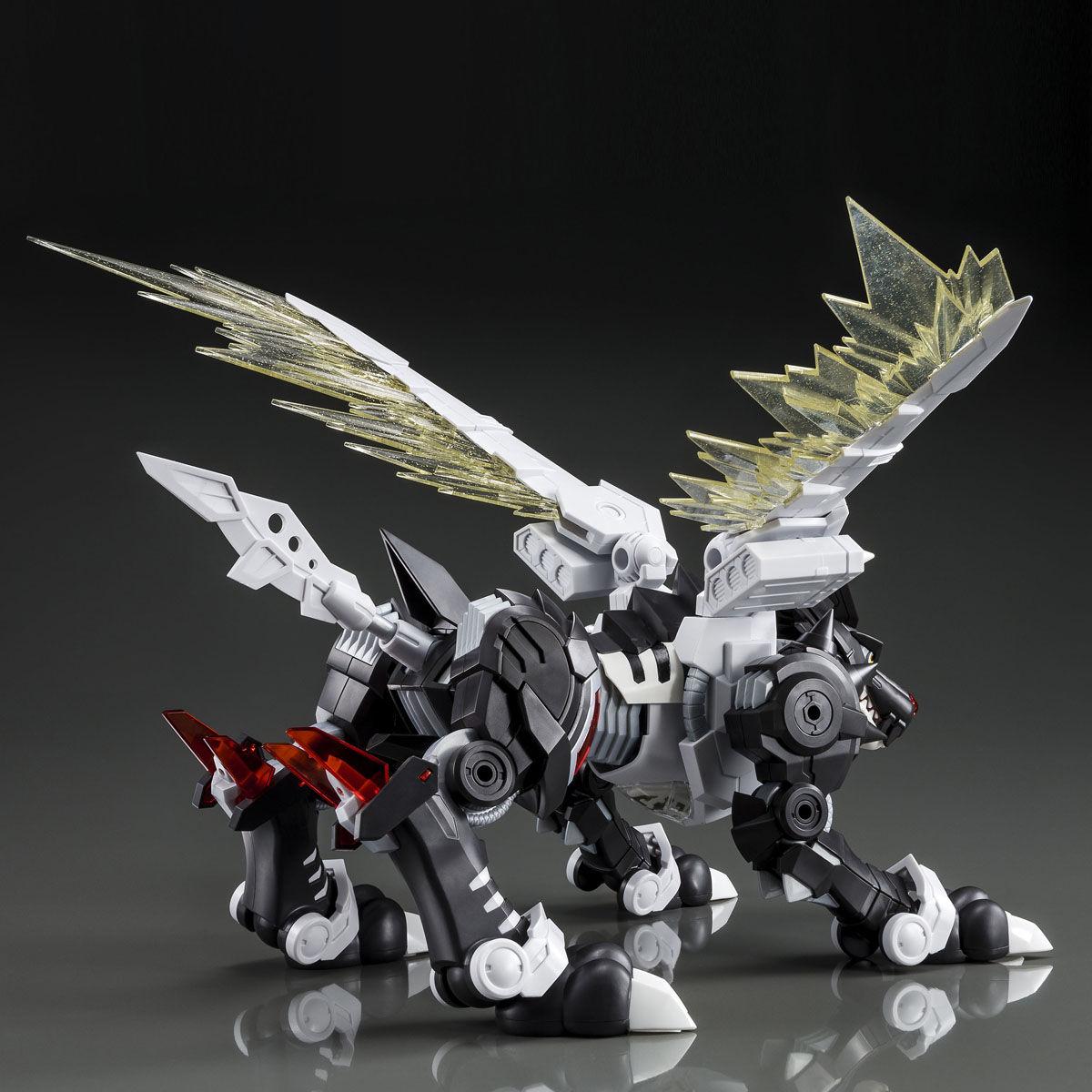 【限定販売】Figure-rise Standard Amplified『メタルガルルモン(ブラックVer.)』プラモデル-003