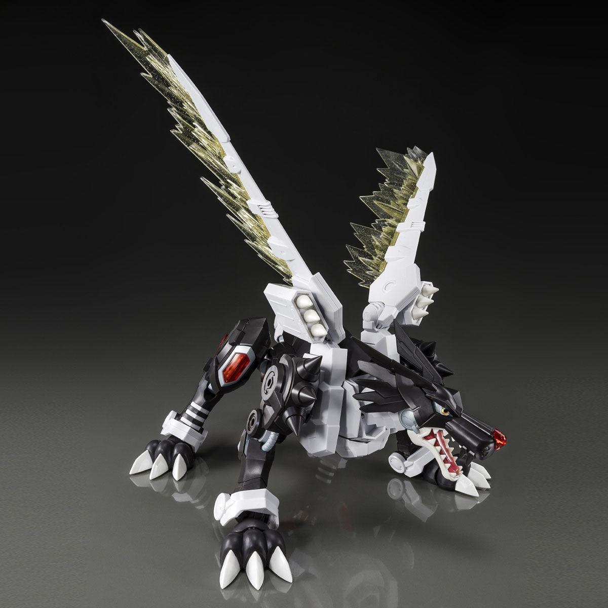 【限定販売】Figure-rise Standard Amplified『メタルガルルモン(ブラックVer.)』プラモデル-005