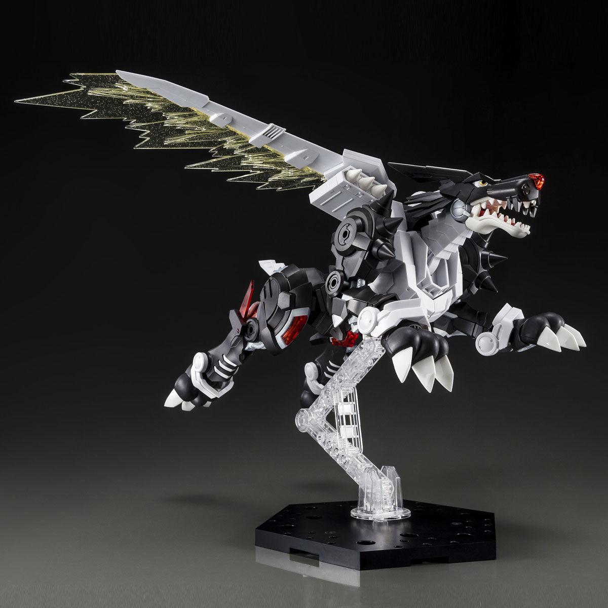 【限定販売】Figure-rise Standard Amplified『メタルガルルモン(ブラックVer.)』プラモデル-006
