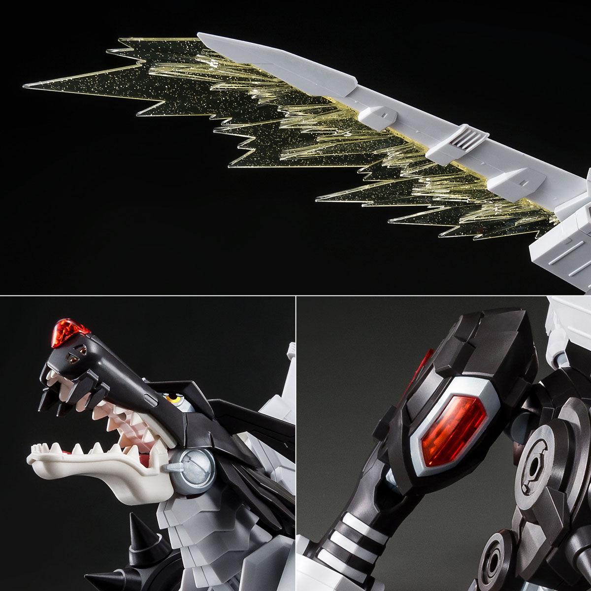 【限定販売】Figure-rise Standard Amplified『メタルガルルモン(ブラックVer.)』プラモデル-008