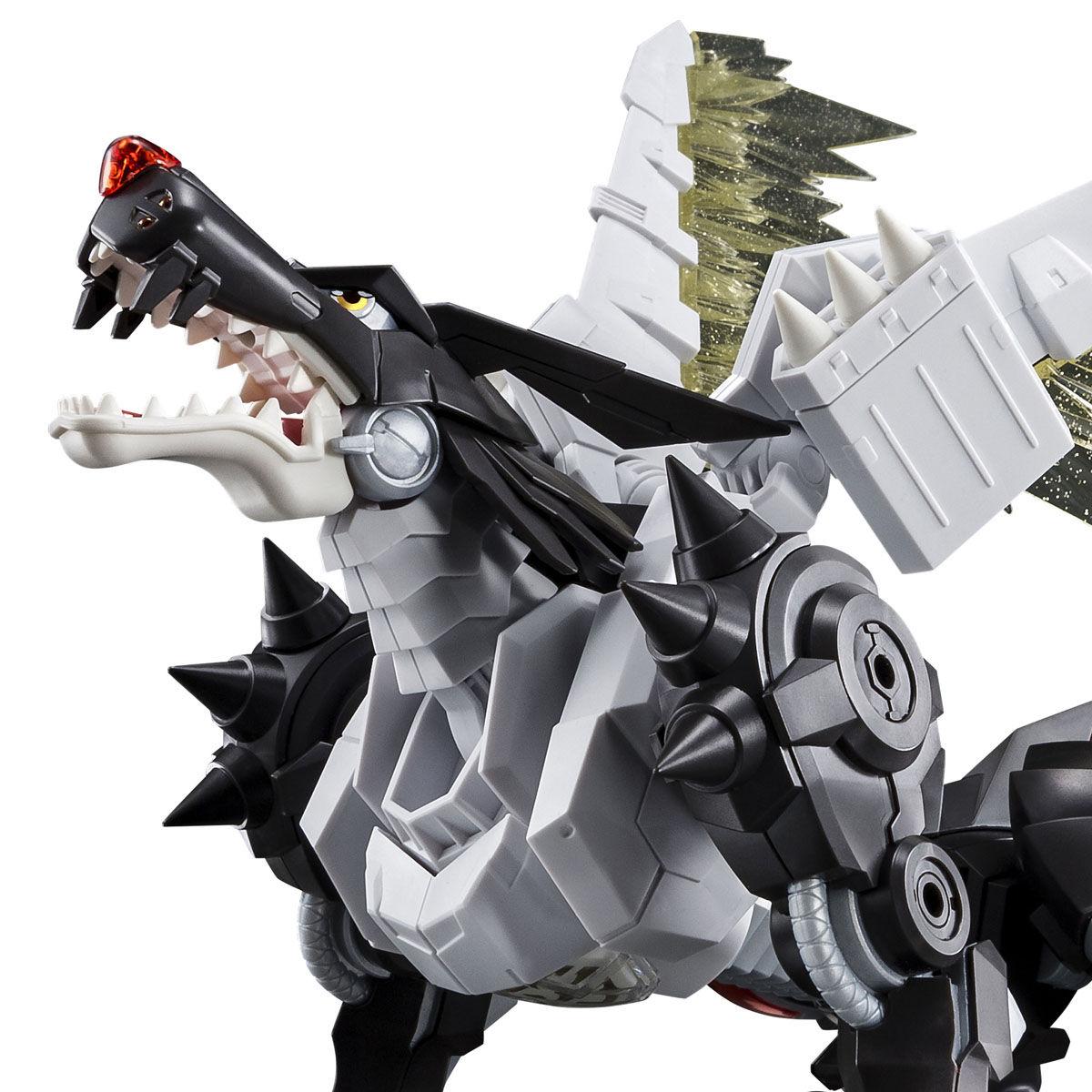 【限定販売】Figure-rise Standard Amplified『メタルガルルモン(ブラックVer.)』プラモデル-010