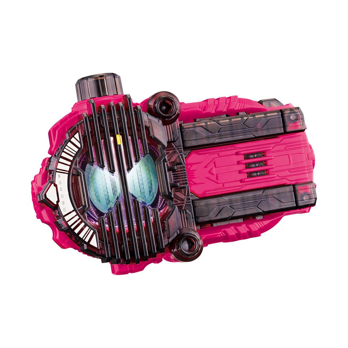【限定販売】【再販】仮面ライダージオウ『DXディケイドライドウォッチ』変身なりきり-004