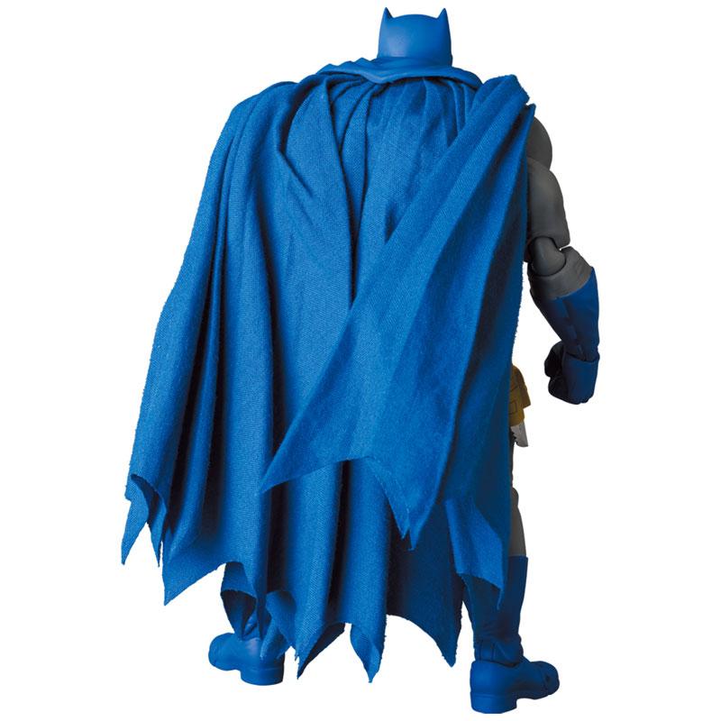 マフェックス No.133『MAFEX BATMAN BLUE Ver. & ROBIN(The Dark Knight Returns)/バットマン&ロビン』可動フィギュア-004