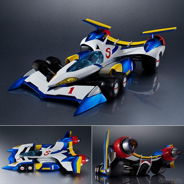ヴァリアブルアクション Hi-SPEC『スーパーアスラーダ AKF-11』新世紀GPXサイバーフォーミュラ 1/18 可動モデル