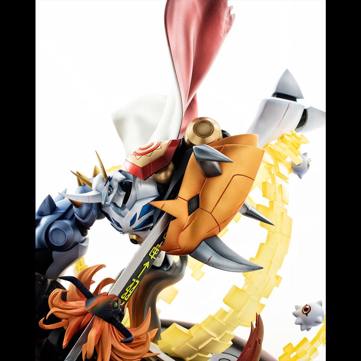 【限定販売】V.S.シリーズ『オメガモン vs ディアボロモン』デジモンアドベンチャー ぼくらのウォーゲーム! 完成品フィギュア-008