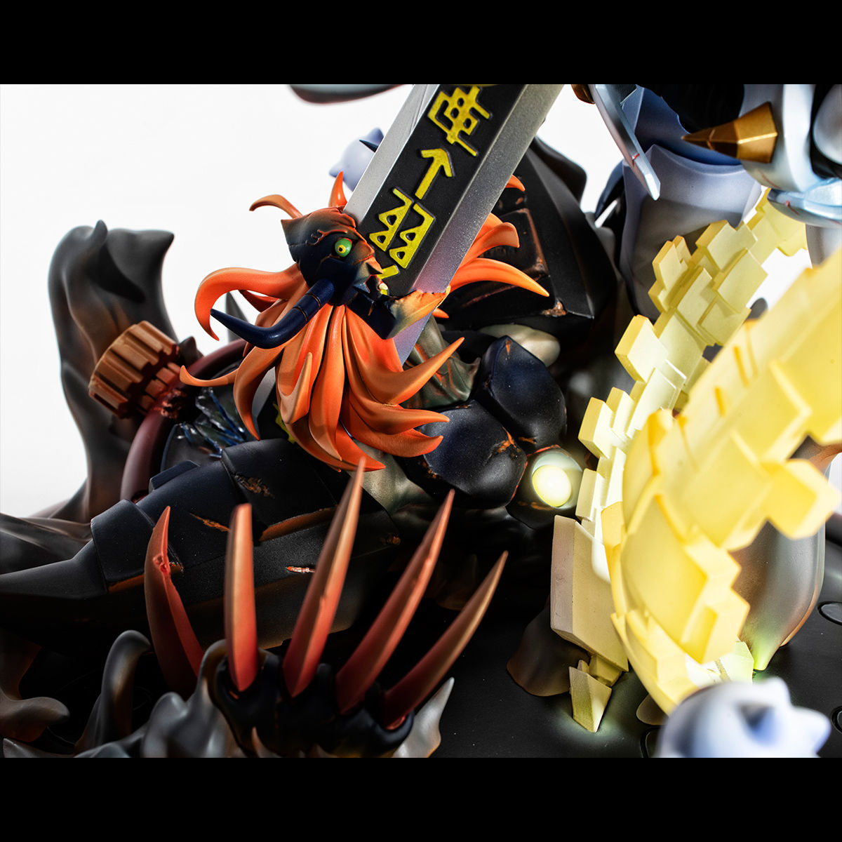 【限定販売】V.S.シリーズ『オメガモン vs ディアボロモン』デジモンアドベンチャー ぼくらのウォーゲーム! 完成品フィギュア-009