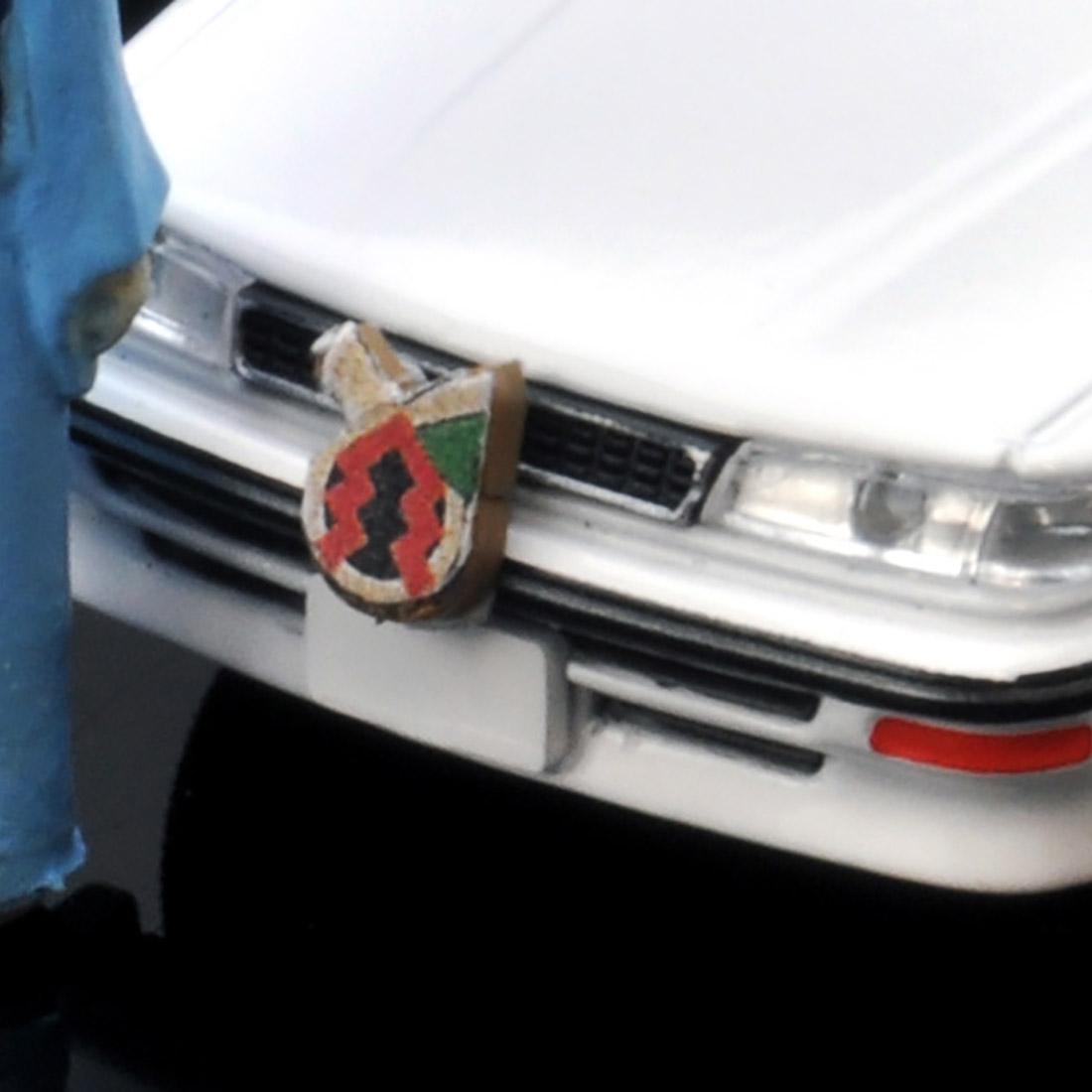 ジオラマコレクション『ジオコレ64 #カースナップ03a 初詣』1/64 ミニカー-009