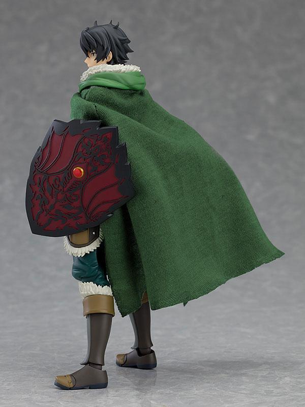 figma『岩谷尚文』盾の勇者の成り上がり 可動フィギュア-004