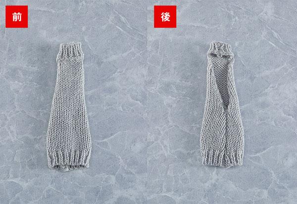 figma styles『バックレスセーター』フィギュア服