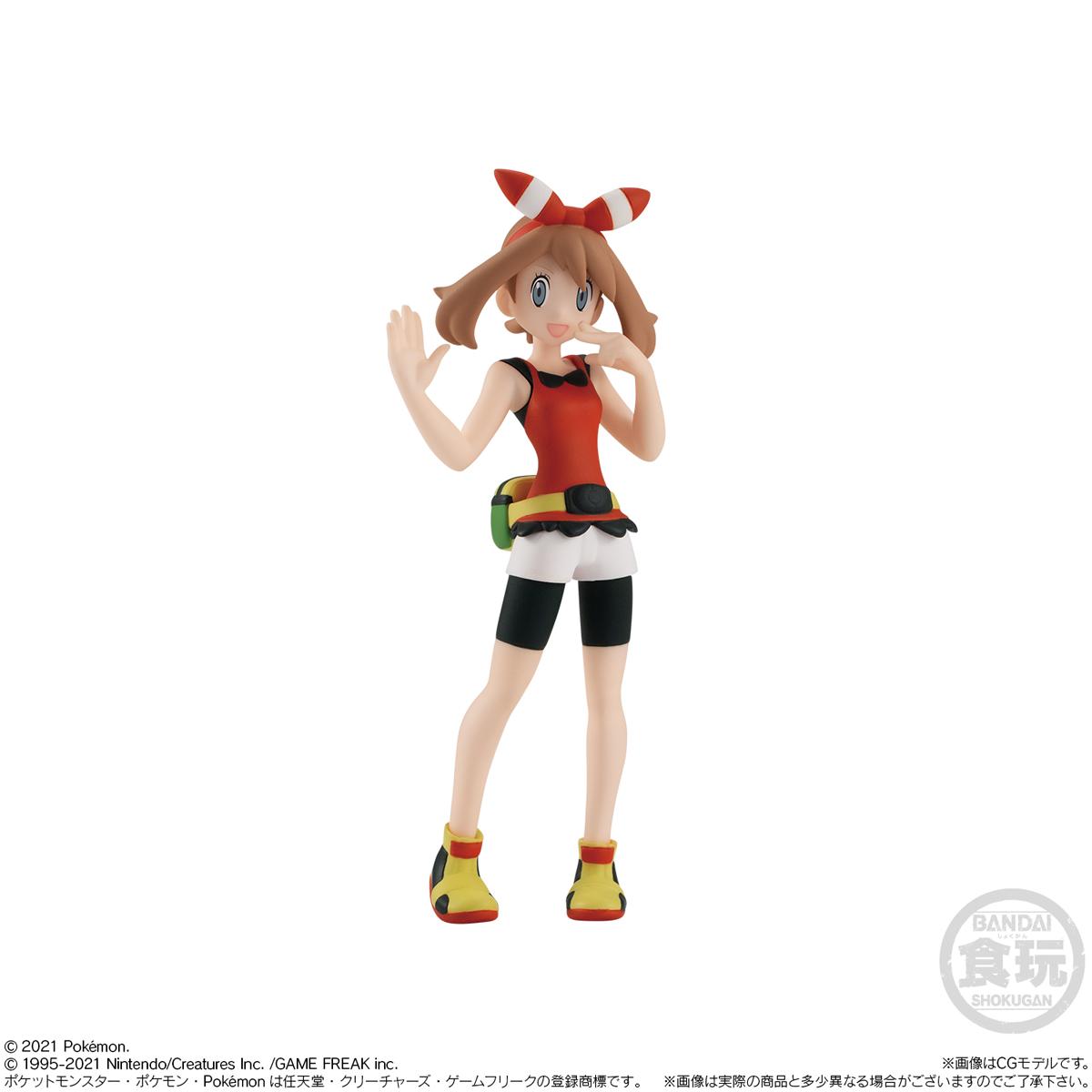 【食玩】ポケットモンスター『ポケモンスケールワールド ホウエン地方』セット-006
