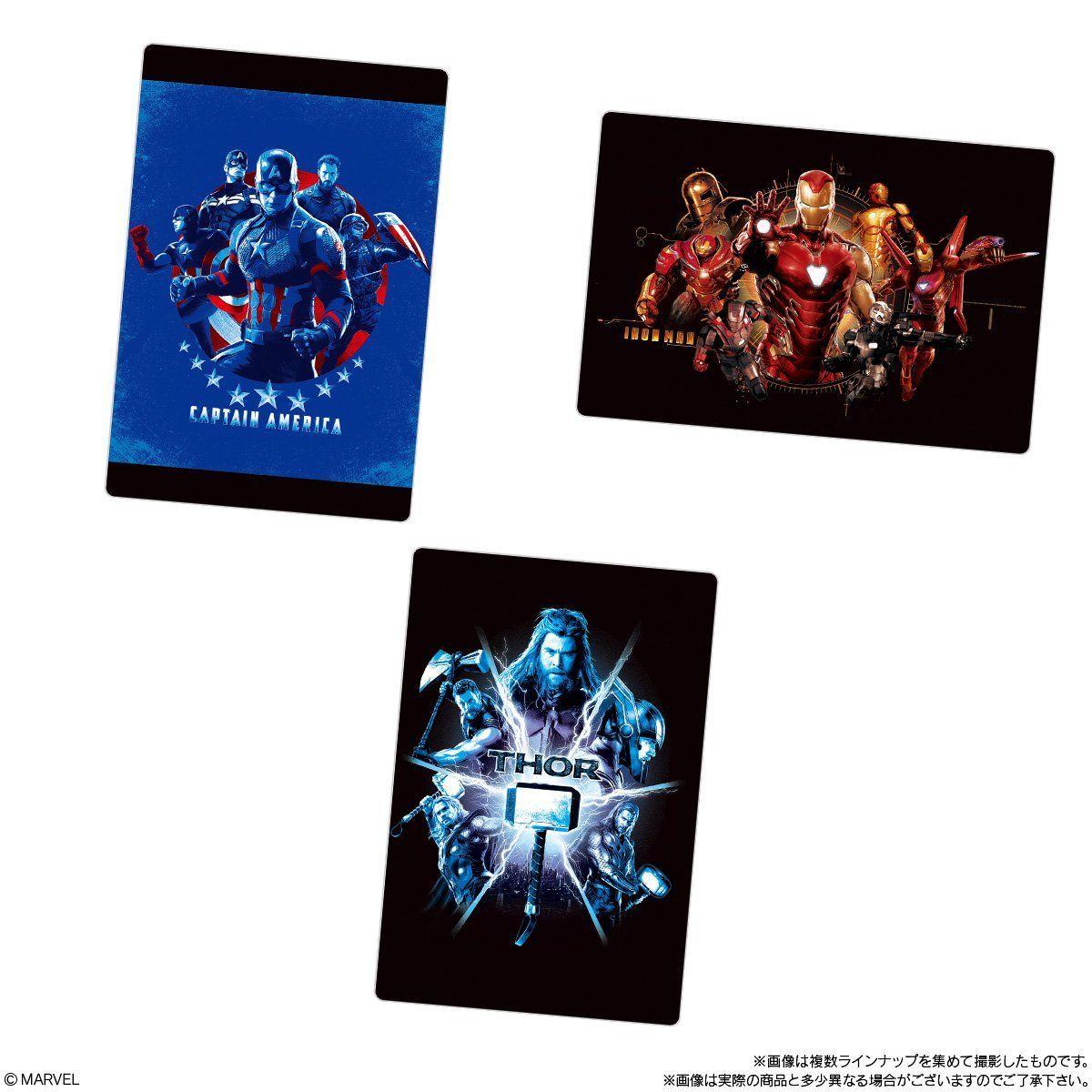 【食玩】マーベル・シネマティック・ユニバース『MARVEL Infinity SAGA / ウエハース』20個入りBOX-006