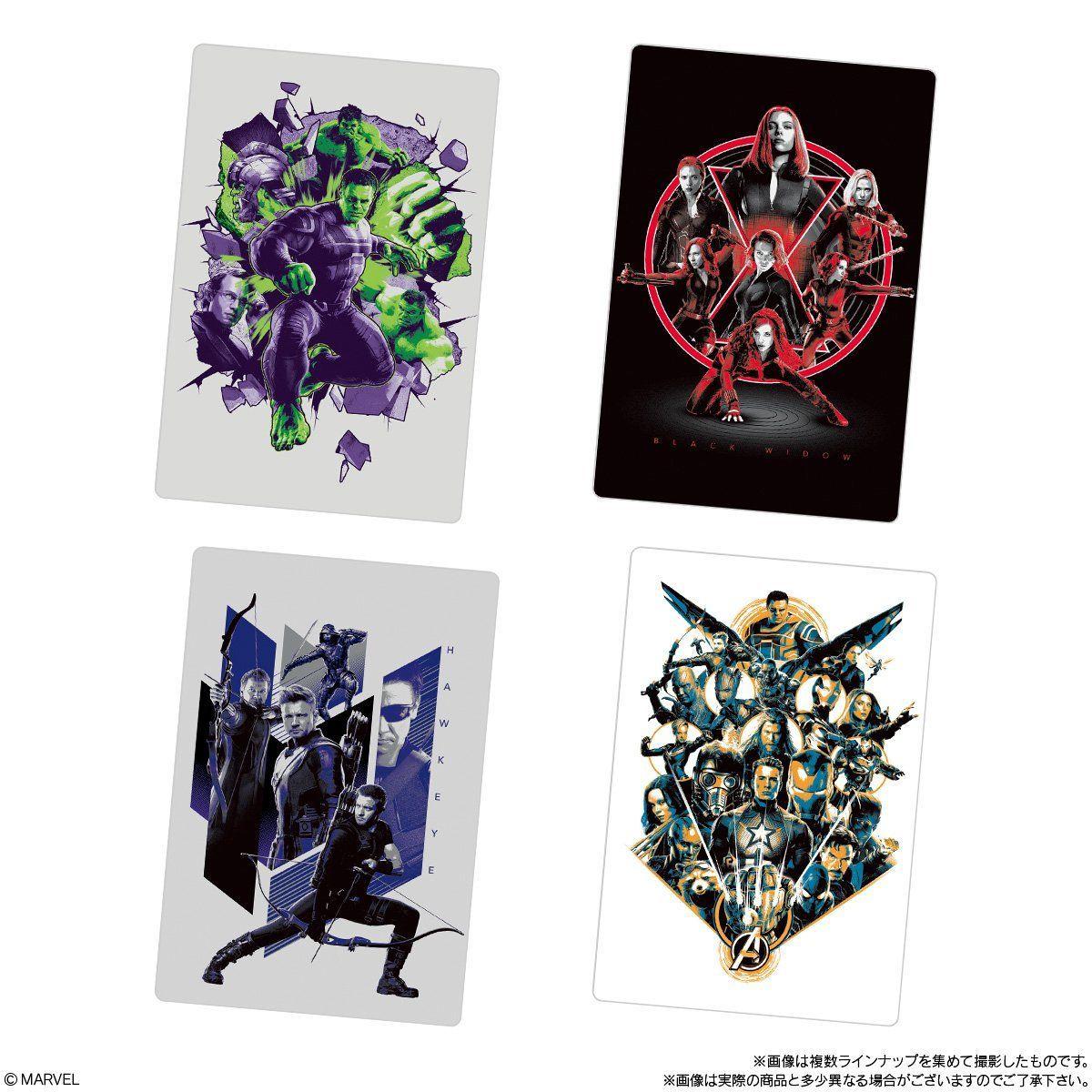 【食玩】マーベル・シネマティック・ユニバース『MARVEL Infinity SAGA / ウエハース』20個入りBOX-007