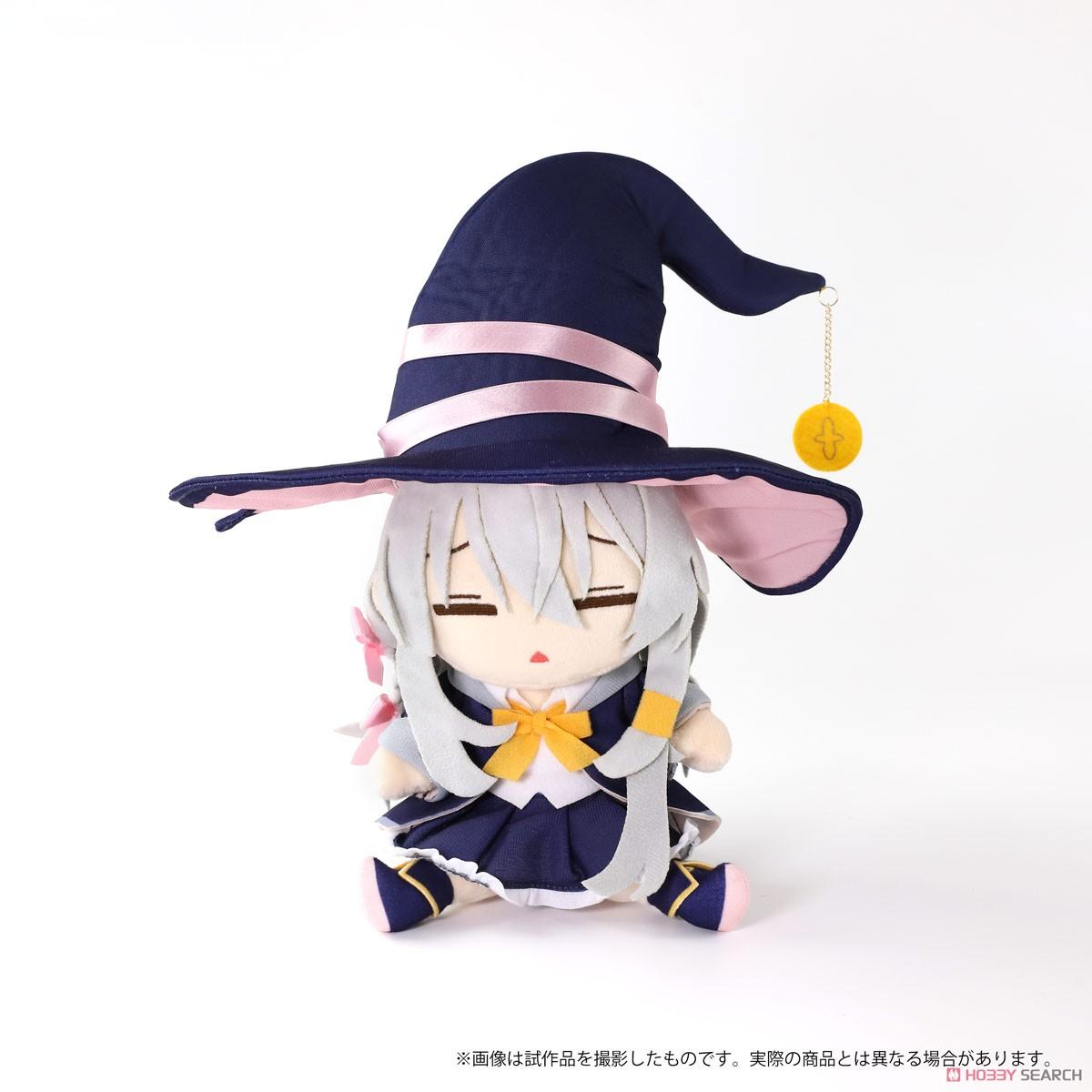 魔女の旅々『イレイナ だるぐるみ』ぬいぐるみ-001