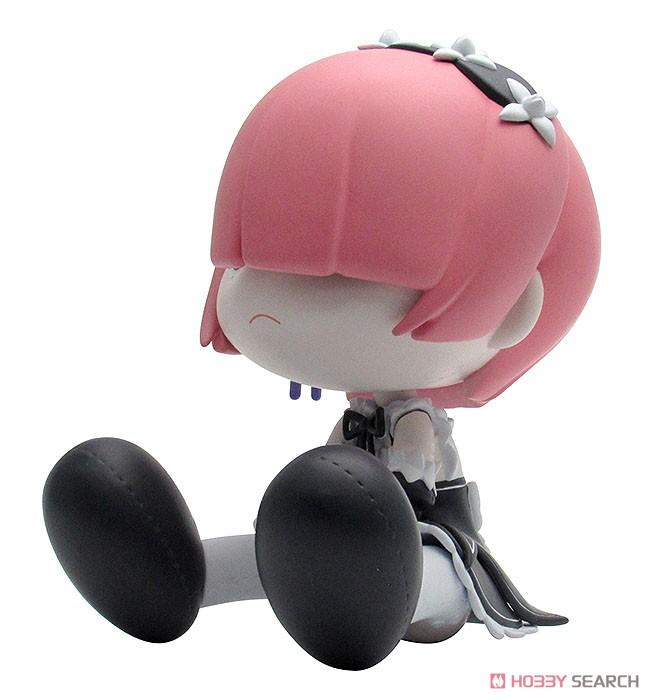 BINIVINI BABY『SOFT VINYL FIGURE レム』Re:ゼロから始める異世界生活 デフォルメ完成品ソフビフィギュア-009