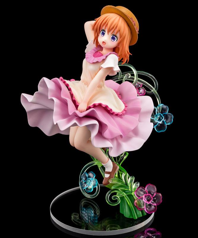 ご注文はうさぎですか?BLOOM『チノ 花ざかり サマードレスVer.』1/7 完成品フィギュア-012