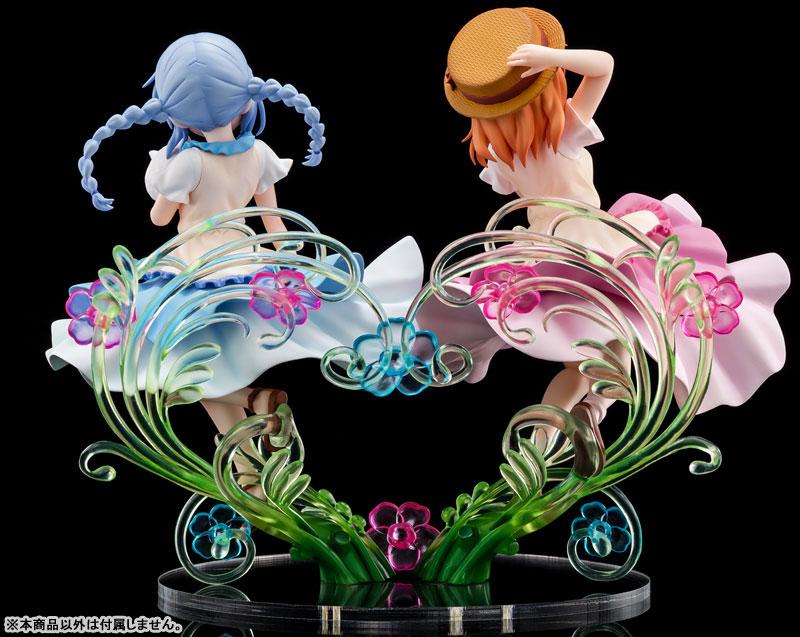ご注文はうさぎですか?BLOOM『チノ 花ざかり サマードレスVer.』1/7 完成品フィギュア-020