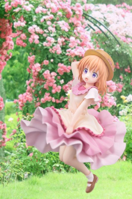 ご注文はうさぎですか?BLOOM『チノ 花ざかり サマードレスVer.』1/7 完成品フィギュア-022