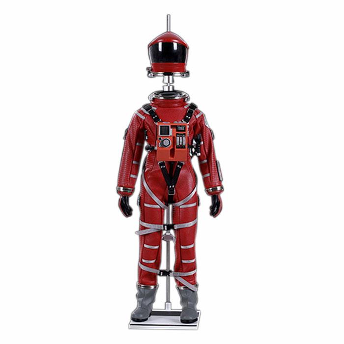 2001年宇宙の旅『ディスカバリー アストロノーツ スーツ レッド ver.』1/6 可動フィギュア-001