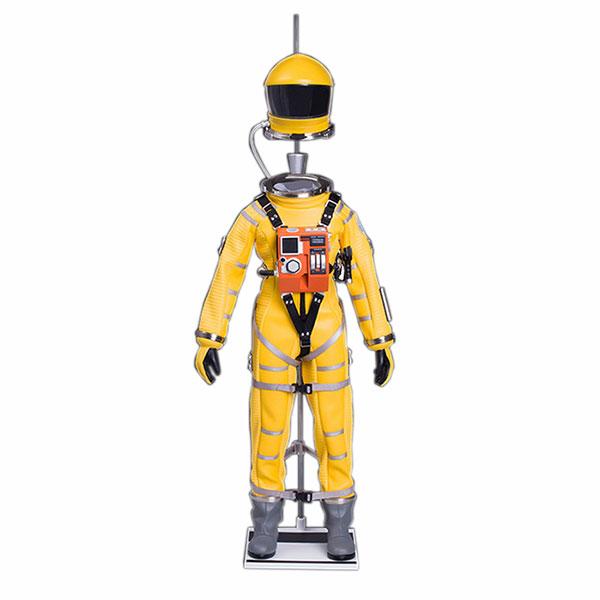 2001年宇宙の旅『ディスカバリー アストロノーツ スーツ イエロー ver.』1/6 可動フィギュア