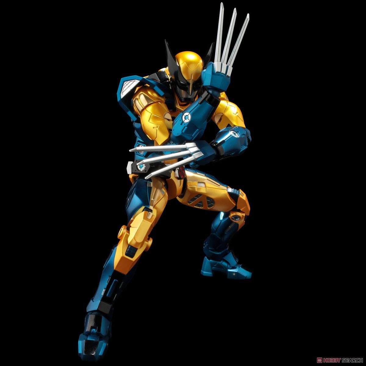 ファイティングアーマー『ウルヴァリン』X-MEN 可動フィギュア-001