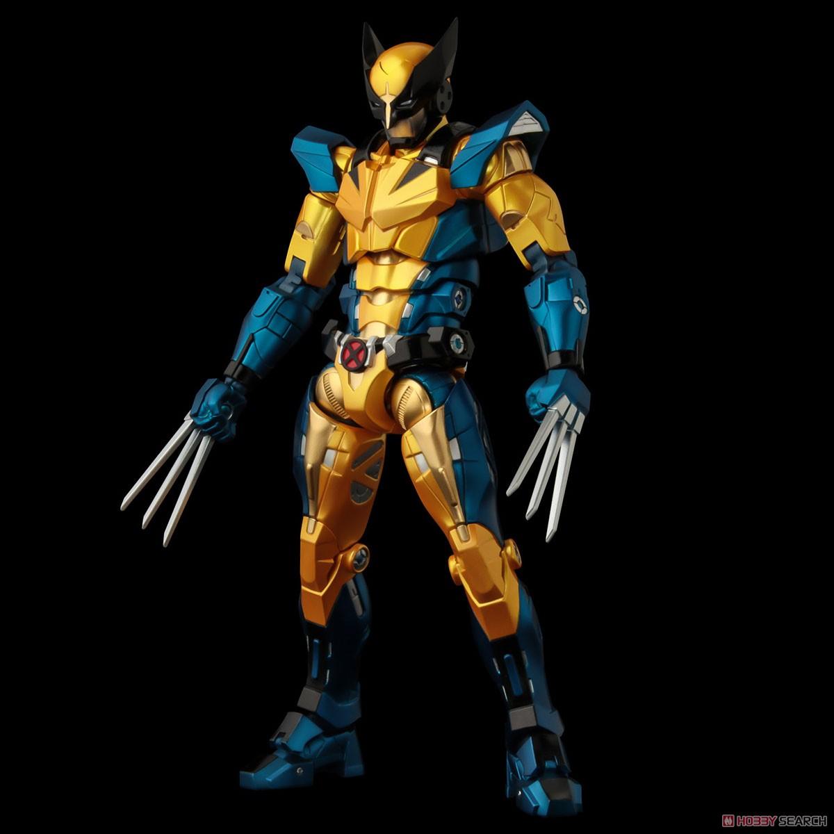 ファイティングアーマー『ウルヴァリン』X-MEN 可動フィギュア-004