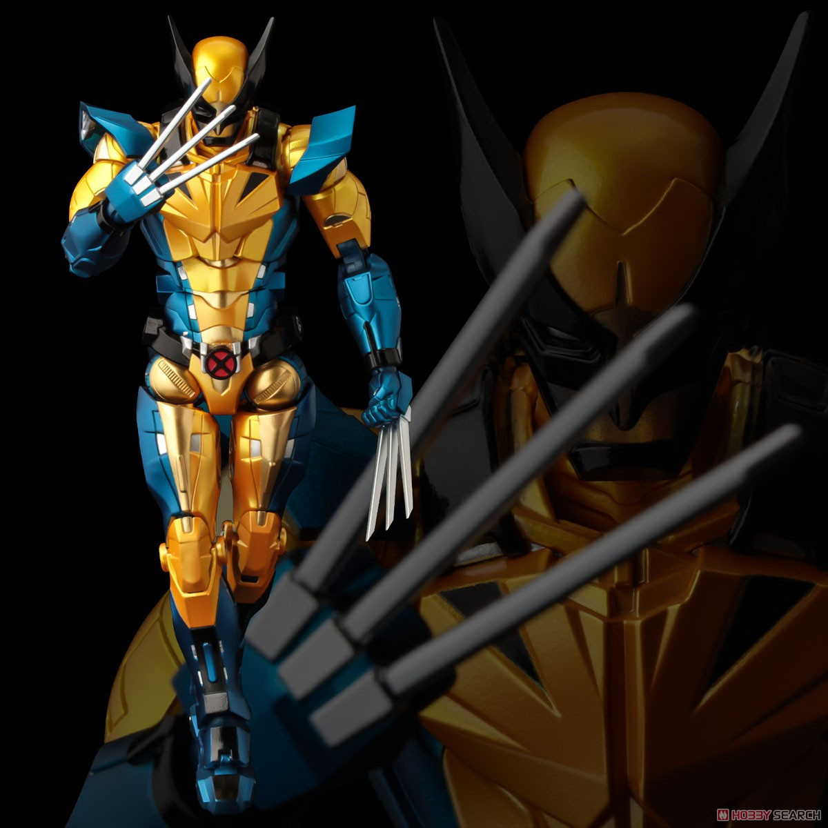 ファイティングアーマー『ウルヴァリン』X-MEN 可動フィギュア-005