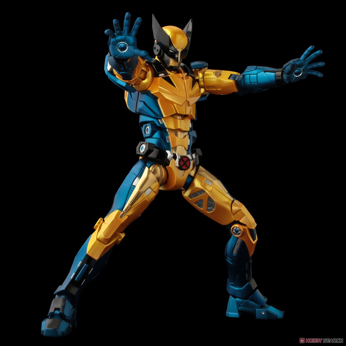 ファイティングアーマー『ウルヴァリン』X-MEN 可動フィギュア-012