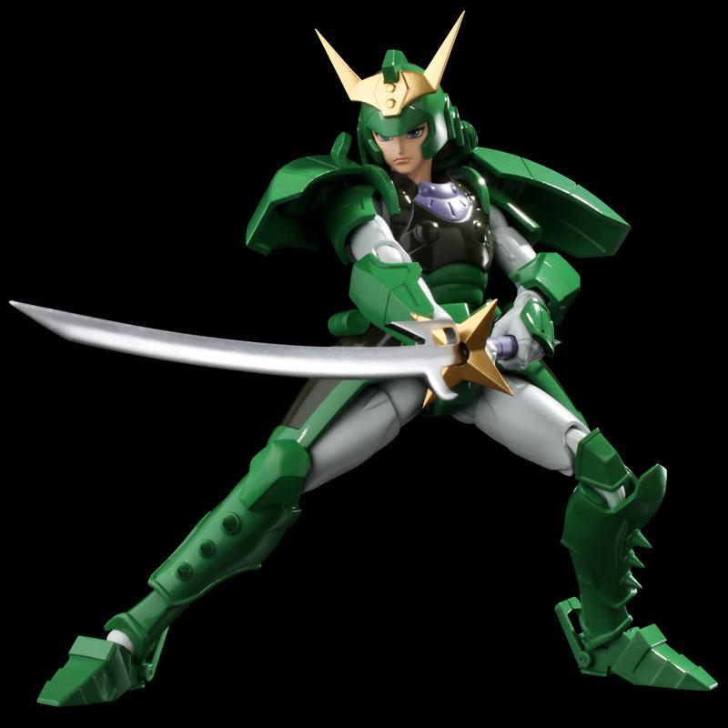 超弾可動『光輪のセイジ』鎧伝サムライトルーパー 可動フィギュア-001