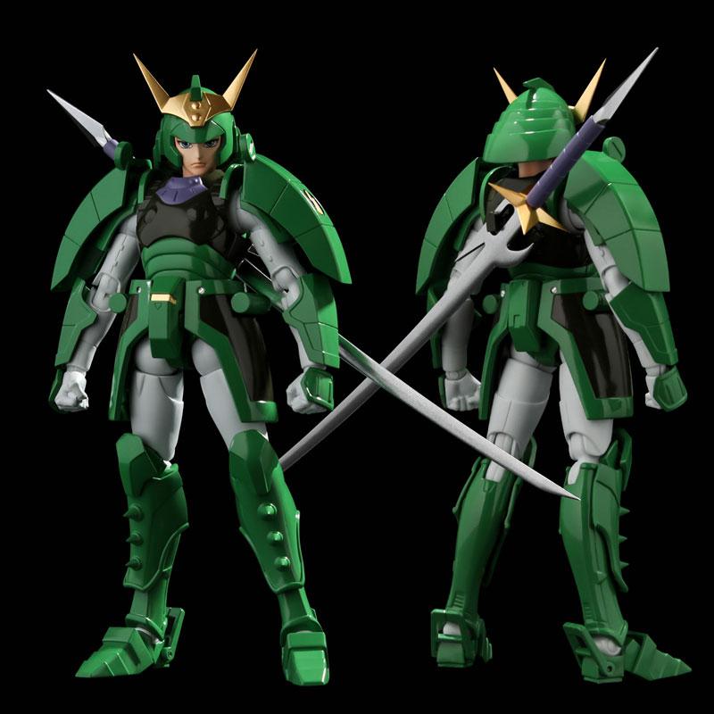 超弾可動『光輪のセイジ』鎧伝サムライトルーパー 可動フィギュア-002