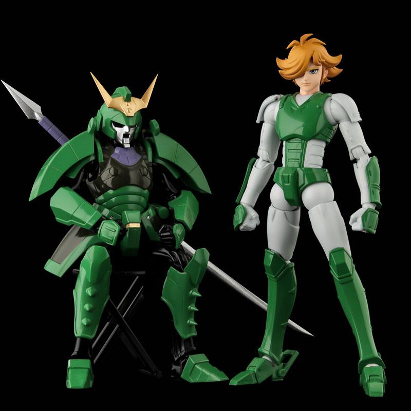 超弾可動『光輪のセイジ』鎧伝サムライトルーパー 可動フィギュア-003