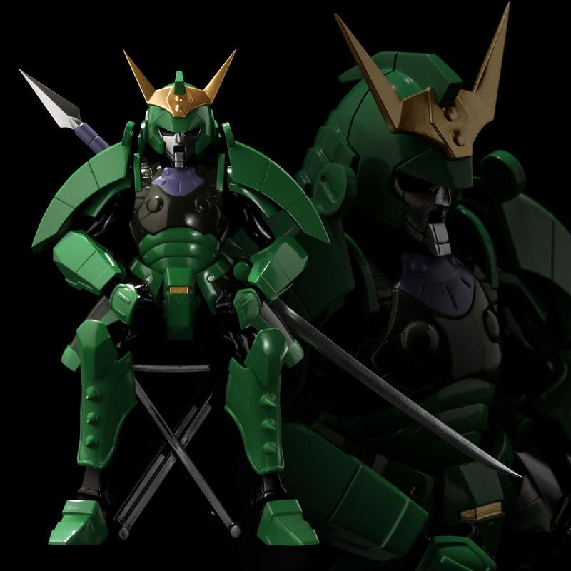 超弾可動『光輪のセイジ』鎧伝サムライトルーパー 可動フィギュア-004
