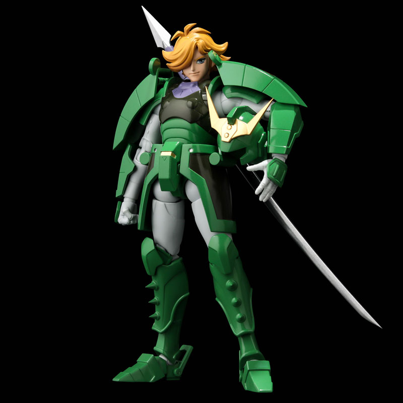 超弾可動『光輪のセイジ』鎧伝サムライトルーパー 可動フィギュア-005