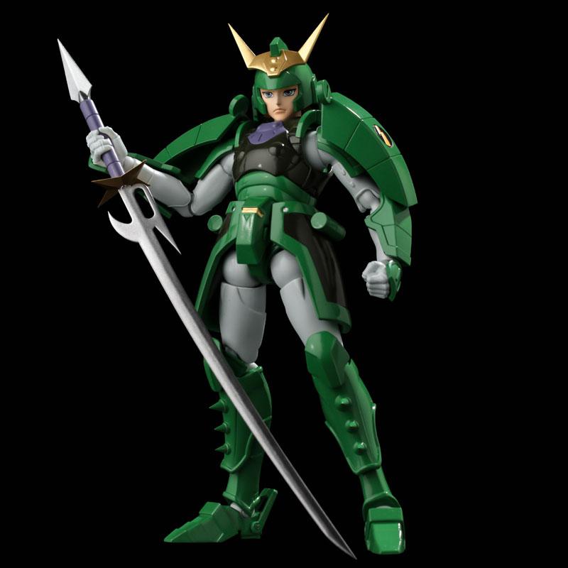 超弾可動『光輪のセイジ』鎧伝サムライトルーパー 可動フィギュア-008