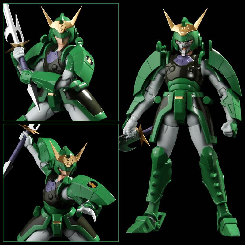 超弾可動『光輪のセイジ』鎧伝サムライトルーパー 可動フィギュア-009