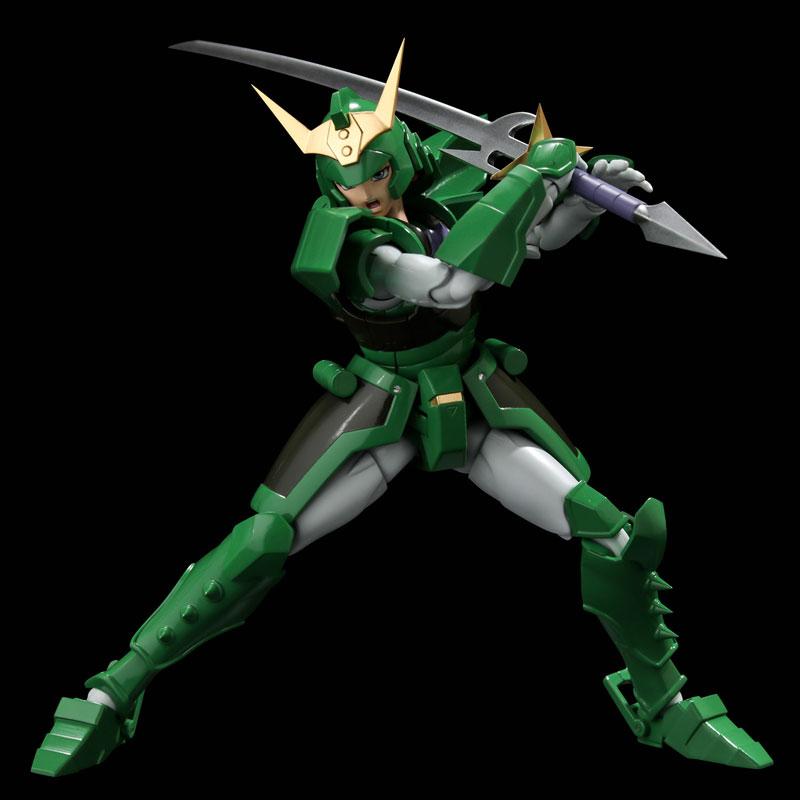 超弾可動『光輪のセイジ』鎧伝サムライトルーパー 可動フィギュア-010