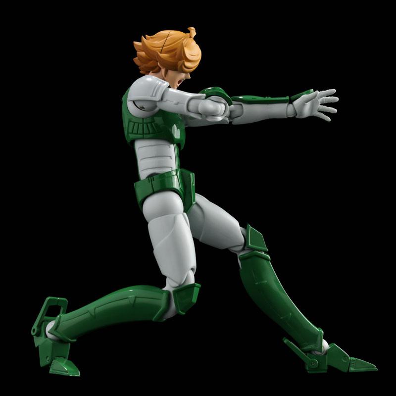 超弾可動『光輪のセイジ』鎧伝サムライトルーパー 可動フィギュア-013