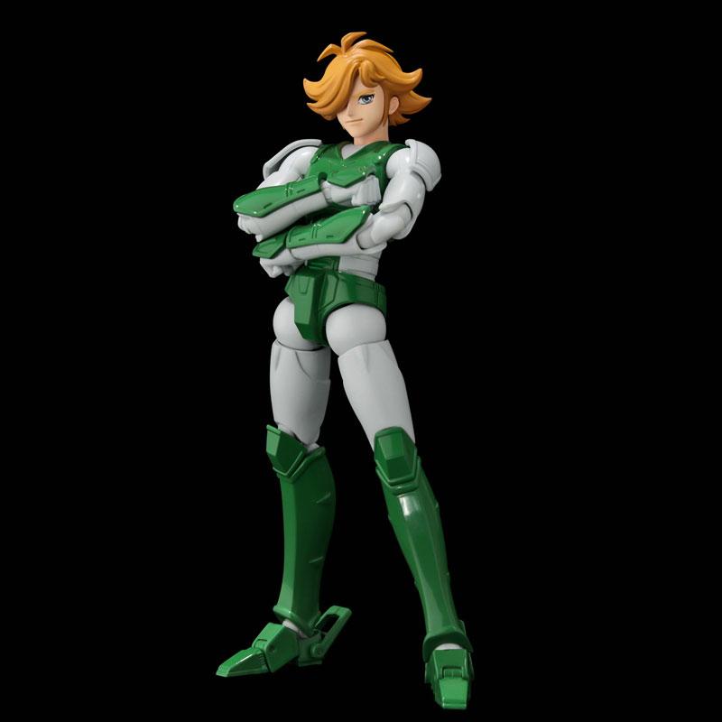 超弾可動『光輪のセイジ』鎧伝サムライトルーパー 可動フィギュア-014