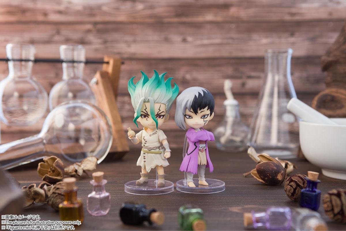 Figuarts mini『石神千空』Dr. STONE デフォルメ可動フィギュア-009