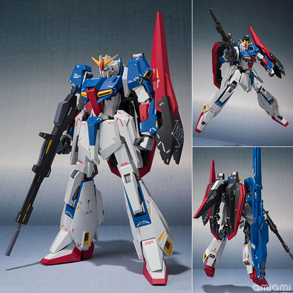 METAL ROBOT魂〈SIDE MS〉『Zガンダム(Ka signature)』機動戦士Zガンダム 可動フィギュア