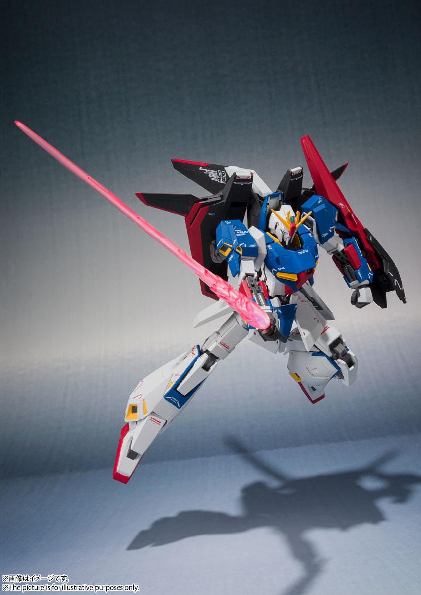 METAL ROBOT魂〈SIDE MS〉『Zガンダム(Ka signature)』機動戦士Zガンダム 可動フィギュア-003