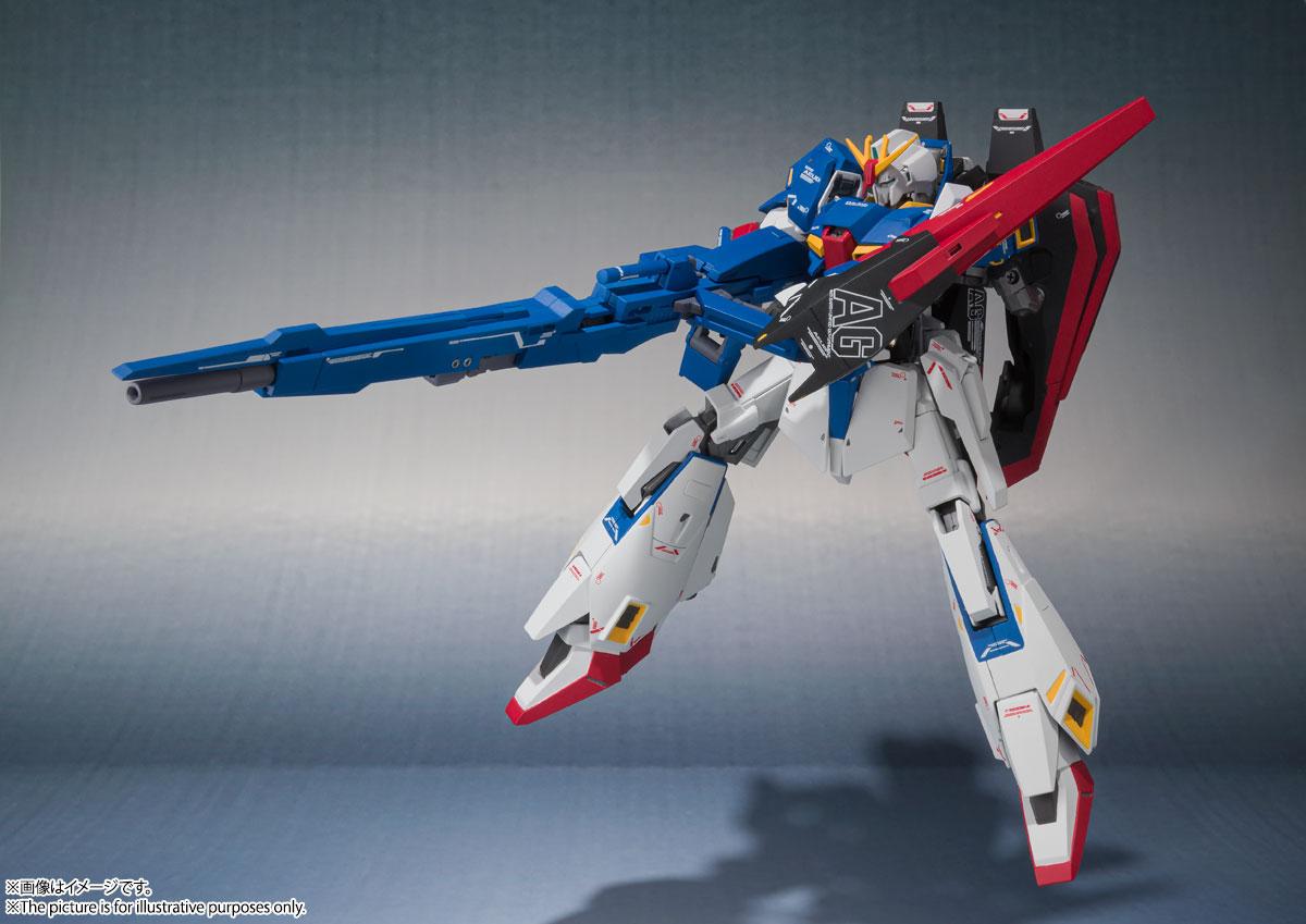 METAL ROBOT魂〈SIDE MS〉『Zガンダム(Ka signature)』機動戦士Zガンダム 可動フィギュア-005