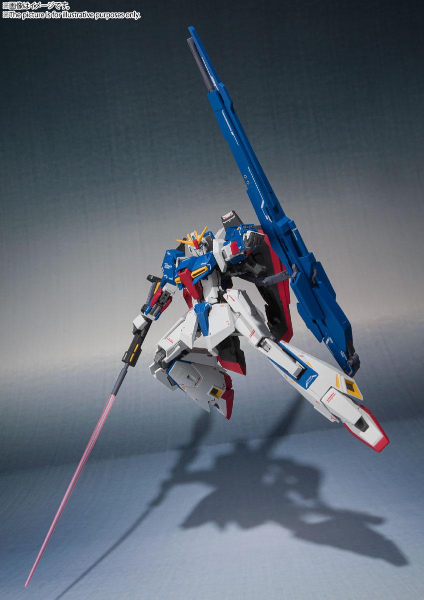 METAL ROBOT魂〈SIDE MS〉『Zガンダム(Ka signature)』機動戦士Zガンダム 可動フィギュア-006