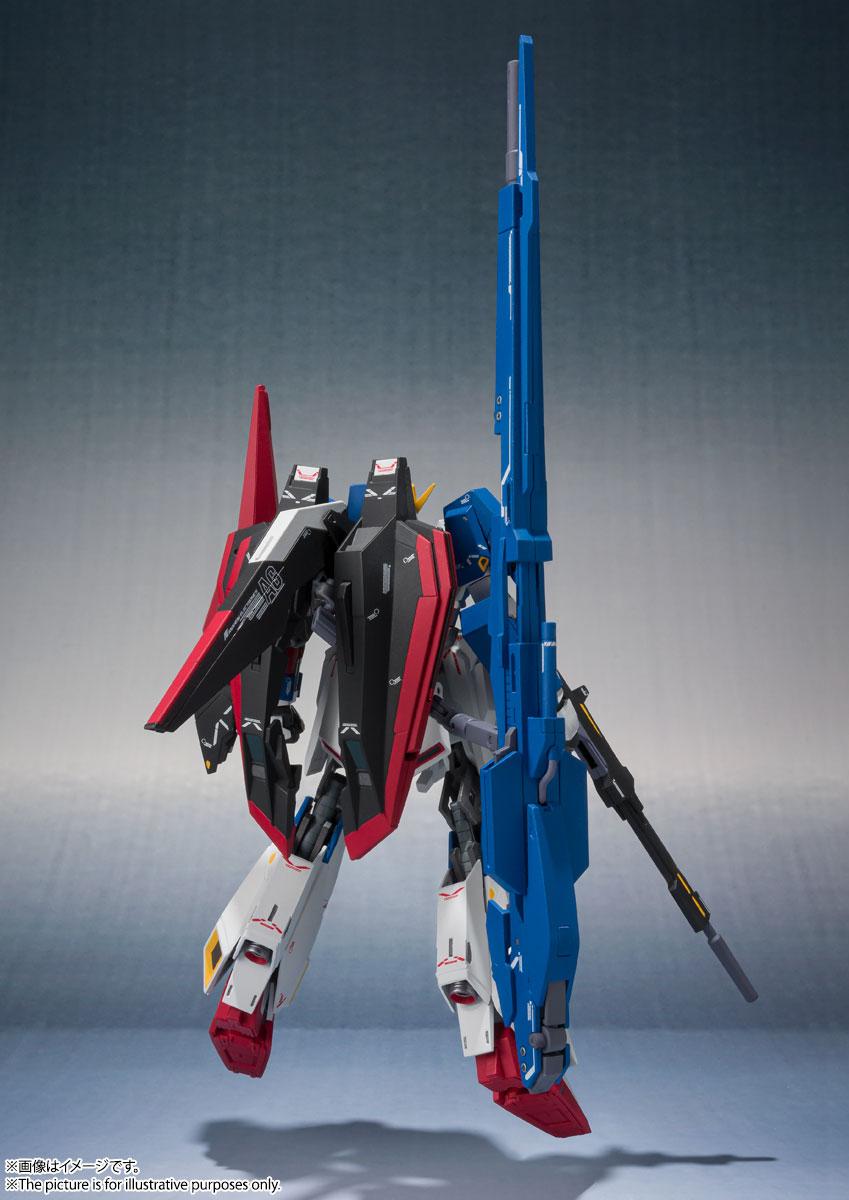 METAL ROBOT魂〈SIDE MS〉『Zガンダム(Ka signature)』機動戦士Zガンダム 可動フィギュア-007