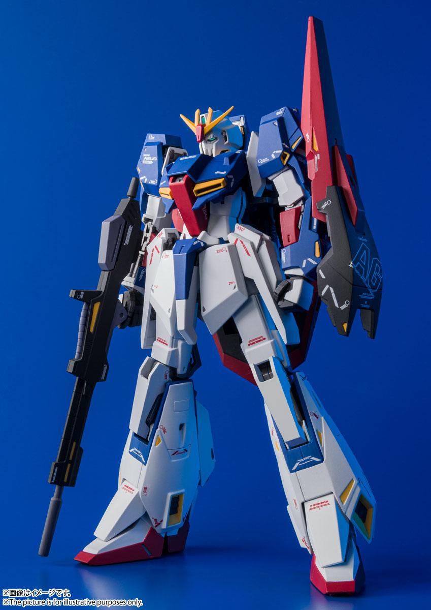 METAL ROBOT魂〈SIDE MS〉『Zガンダム(Ka signature)』機動戦士Zガンダム 可動フィギュア-010