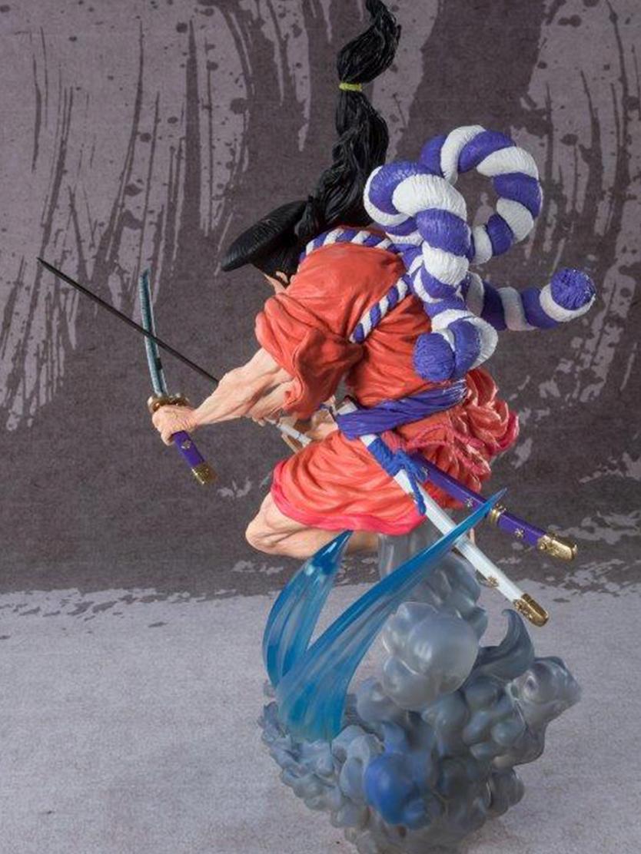 フィギュアーツZERO[EXTRA BATTLE]『光月おでん』ONE PIECE 完成品フィギュア-003