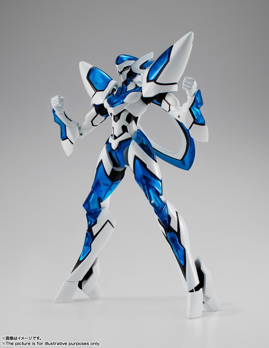 ROBOT魂〈SIDE BH〉『ブライハイト ムガ』バック・アロウ 可動フィギュア-001